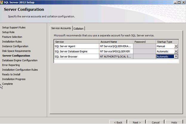 Change Sql Server Collation